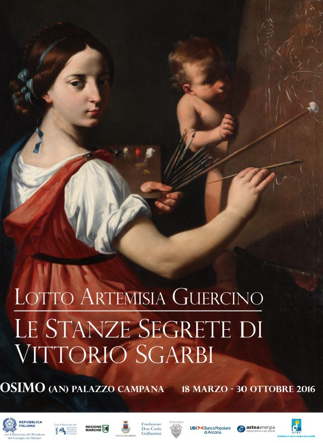Lotto Artemisia Guercino